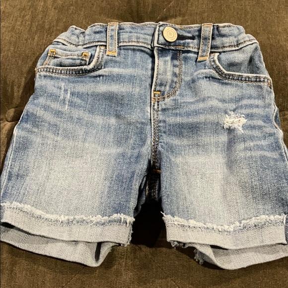Gap kids Jean shorts size 3